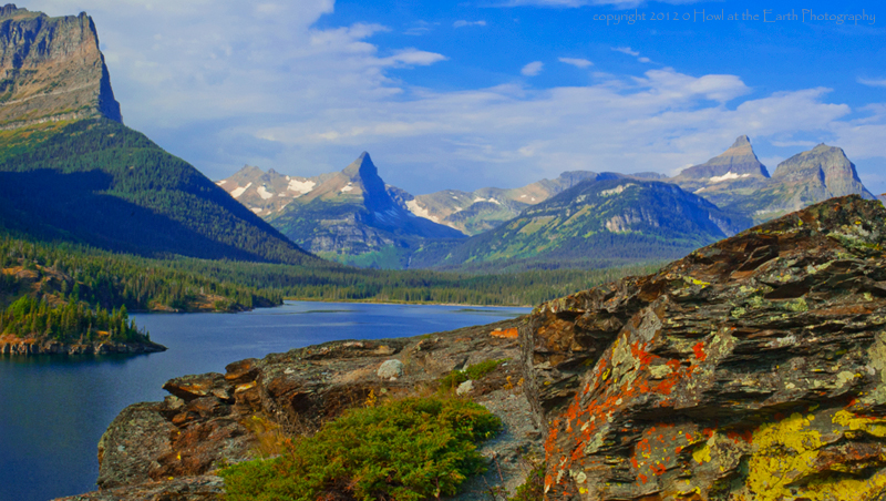 St Mary's Valley - Glacier National Park, Montana 2012